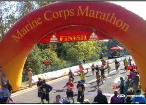 Marine Corps Marathon: 13 Sign Salute! post cover image