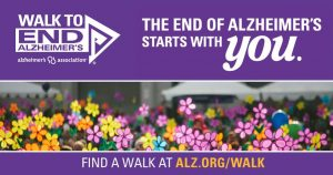AArrow Volunteers: Alzheimer's Walk in San Diego post cover image