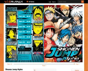 Spinning for Shoen Jump Alpha outside Comic Con! post cover image