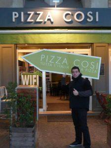 Pizza Cosi Paris post cover image