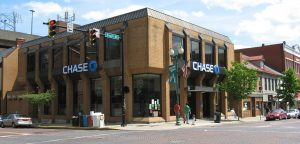 Sign Spinners for Chase Bank! post cover image