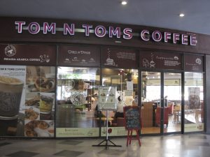 Tom n Toms Coffee – Thailand post cover image