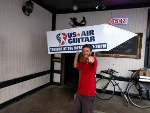 Sign Spinners Invade the Air Guitar World Championships post cover image