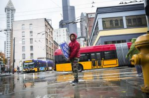 Seattle workers juggle multiple jobs to make ends meet post cover image
