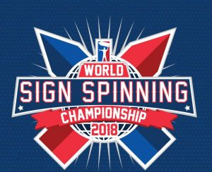The 2018 World Sign Spinning Championships Gallery post cover image