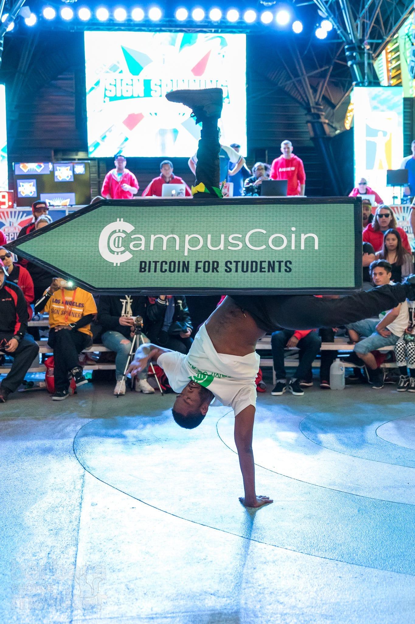 World Sign Spinning Championships Las Vegas