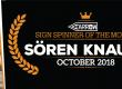 Soren Knauft Sign Spinner