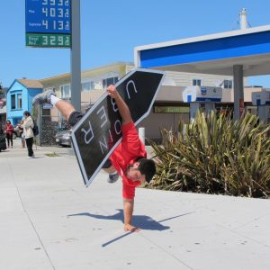 Danny Partida – March's Sign Spinner of the Month! post cover image