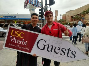 USC Graduation Sign Spinning!? post cover image