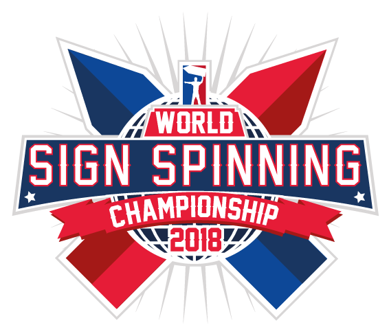 Best Sign Spinners 2018, World Sign Spinning Championship