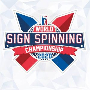 100 Day countdown until the 2020 World Sign Spinning Championship! post cover image