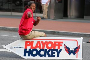 AArrow DMV joins the Playoff excitement for the Capitals and Wizards post cover image