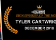 Sign Spinner of the Month - Tyler
