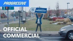 Progressive Sign Spinner Commercial! post cover image