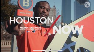 Competitive Sign Spinning featured on Houston Now! post cover image
