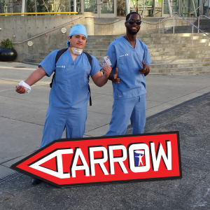 AArrow Sign Spinners limiting exposure during Coronavirus Pandemic. post cover image
