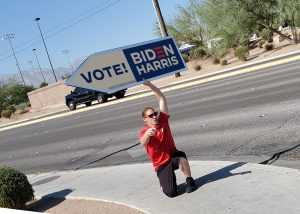Sign Spinners Influence Election in Key States! post cover image
