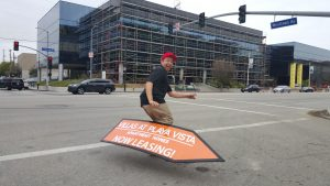 Los Angeles Apartment Sign Spinners