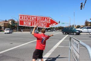 Sign Shaking San Jose