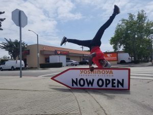 Evan James : Sign Spinner of the Month! post cover image