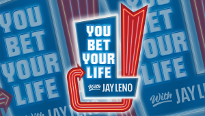 There's a Sign Spinner on You Bet Your Life with Jay Leno? post cover image
