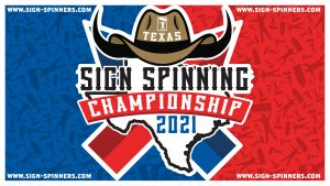 The Texas Sign Spinning Champion! post cover image
