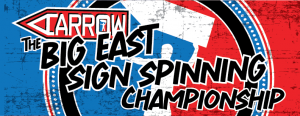 Big East Sign Spinning Championship post cover image